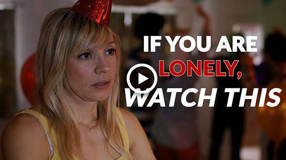 lonely watch video