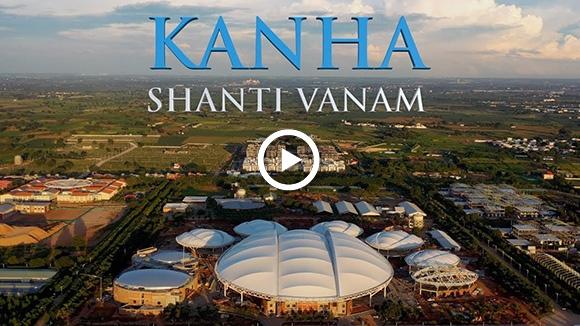 an oasis of peace kanha shanti vanam